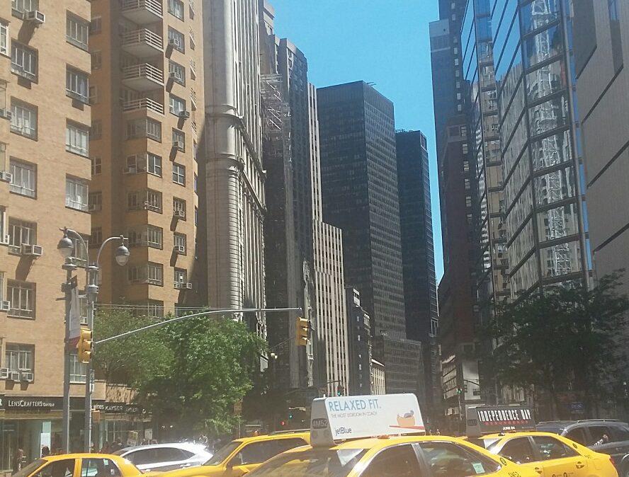 I Found God In New York City