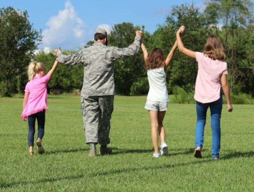 Military And Motherhood